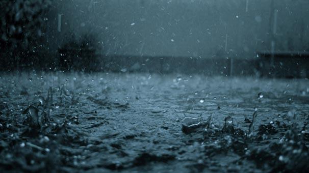 Meteoroloji tarih verdi! Sağanak yağmur geliyor...