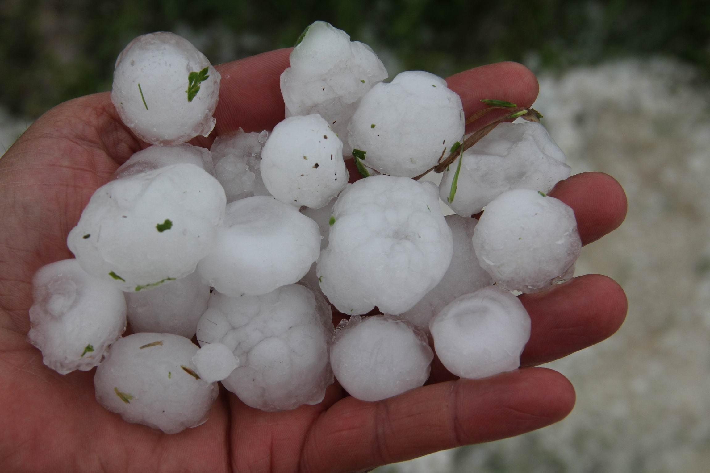 Meteoroloji uyardı… Dolu yağışına dikkat!