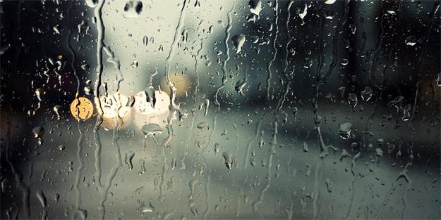 Meteoroloji yağış için saat açıkladı!