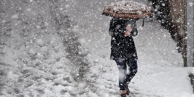 Meteoroloji'den 9 ile yoğun kar yağışı uyarısı!