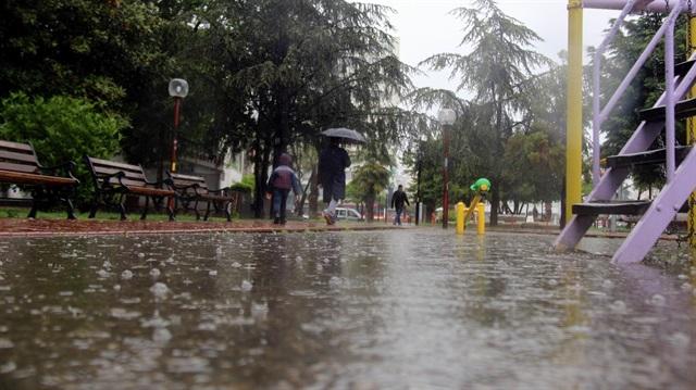 Meteorolojiden bu illere kuvvetli yağmur uyarısı