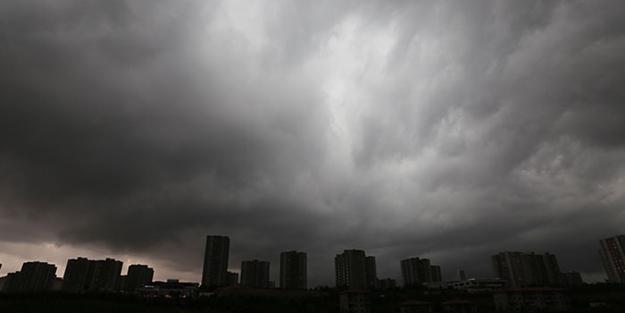 Meteoroloji'den flaş asit yağmuru açıklaması