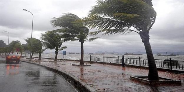 Meteoroloji'den flaş uyarı! Saatteki hızı 120 kilometreye kadar çıkacak fırtına bekleniyor