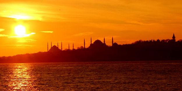 Meteoroloji'den İstanbul'a flaş nem uyarısı
