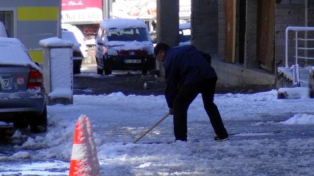 Meteorolojiden kar uyarısı: Sıcaklık...