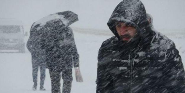Meteoroloji'den kar yağışı uyarısı: Pazar ve pazartesi günlerine dikkat