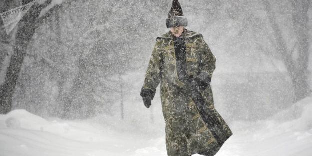 Meteorolojiden kuvvetli kar yağışı uyarısı!