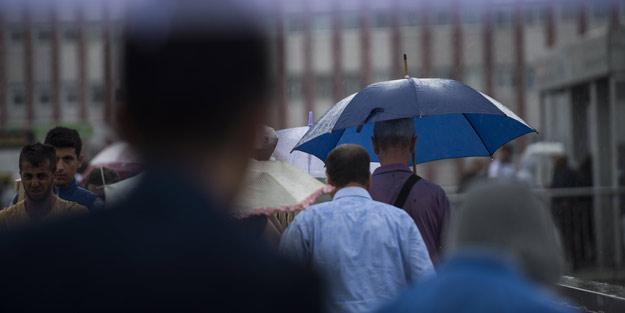 Meteoroloji'den müjdeli haber: Yağmur geliyor