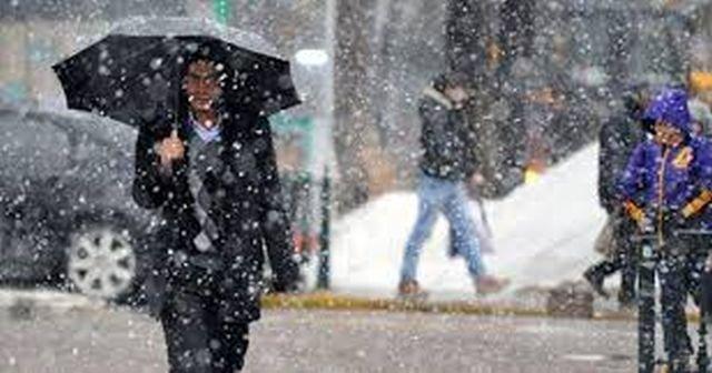 Meteoroloji'den önemli kar uyarısı