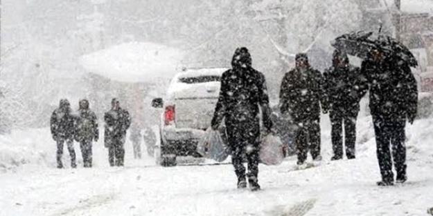 Meteoroloji'den son dakika uyarısı... Okullar tatil edildi! Seferler iptal
