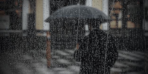 Meteoroloji'den tüm yurda flaş uyarı! Cuma gününe dikkat