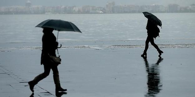 Meteoroloji'den uyarı! Marmara'ya yağış geliyor...