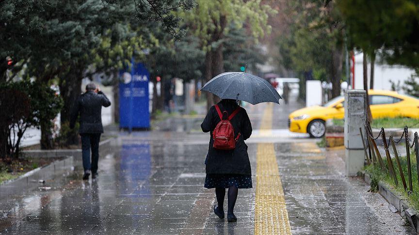 Meteorolojiden uyarı: Yağmur ve kar geliyor