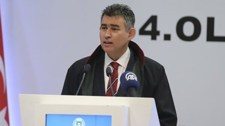 Metin Feyzioğlu, TBB Başkanlığına yeniden seçildi