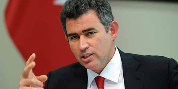Metin Feyzioğlu'ndan Dışişleri Bakanı Çavuşoğlu'na tam destek
