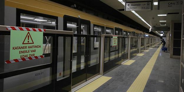 Metro hatları 01:30'a kadar uzatıldı!