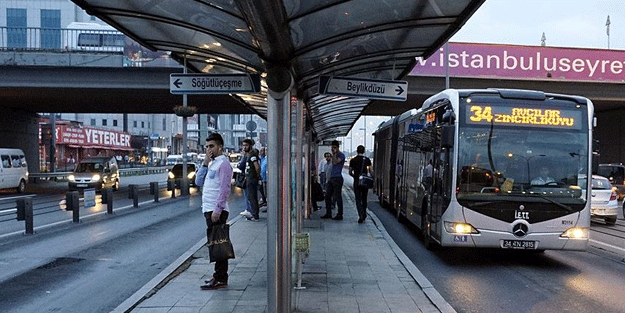 Metrobüste yeni dönem! Onlar binemeyecek