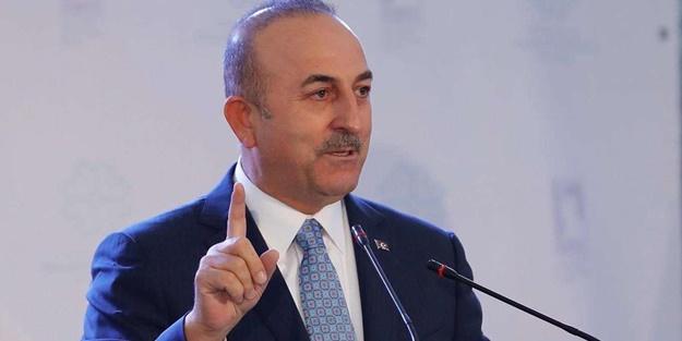 Mevlüt Çavuşoğlu: AB bize köstek değil destek olmalıdır