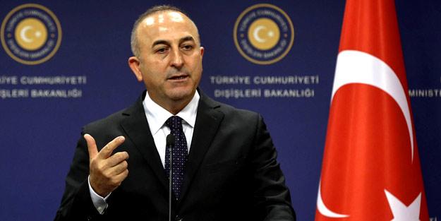 Çavuşoğlu açık açık söyledi: Karadan gireriz