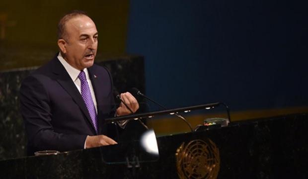 Mevlüt Çavuşoğlu: Başbakanınız konuşmayı bıraksın