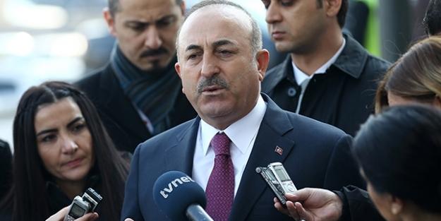 Mevlüt Çavuşoğlu rest çekti: Kimse bizi NATO'dan çıkaramaz
