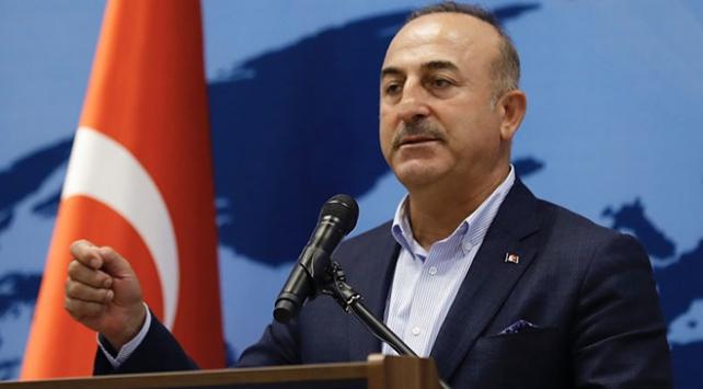 Mevlüt Çavuşoğlu: Türk milleti kimse karşısında boyun eğmez