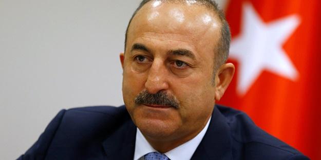 Mevlüt Çavuşoğlu'ndan ABD'ye uyarı: O ismi geri çekin