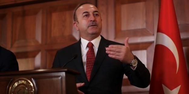 Mevlüt Çavuşoğlu'ndan ırkçılık uyarısı! 'Çok tehlikeli yerlere gider'