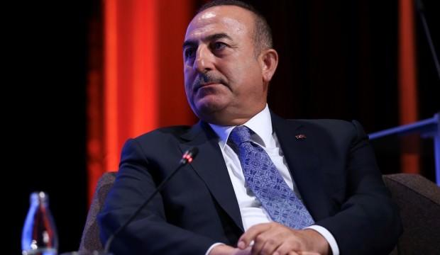 Mevlüt Çavuşoğlu'ndan Kıbrıs açıklaması!