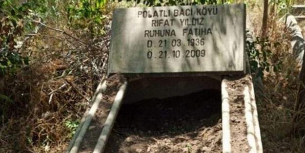 Mezarlıkta esrarengiz olay! Ölülerden ne istiyorlar?