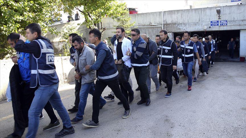 Mezat çetesi üyelerinden 28 kişi tutuklandı