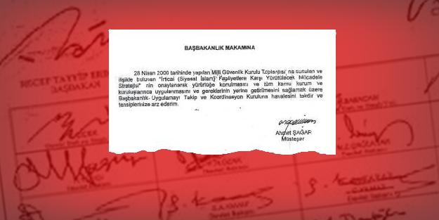 MGK'nın hükmünü iki ayda sona erdiren belge