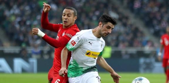 M'gladbach Bayern Münih maçı kaç kaç bitti?