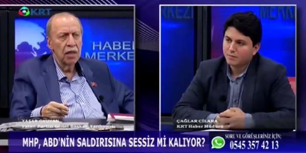 'MHP barajı geçsin anırırım! Hadi anırtın lan beni' demişti... Gözler Yaşar Okuyan'da!