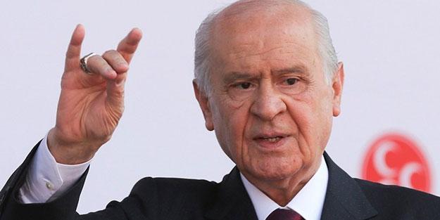 MHP ÇALIŞMALARA BAŞLADI! BAHÇELİ'DEN FLAŞ HDP VE İSTANBUL TALİMATI