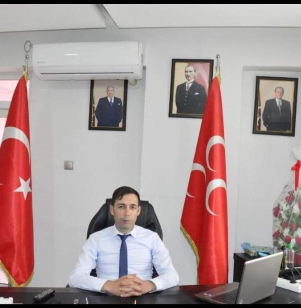 MHP Diyarbakır İl Başkanı Kayaalp'ten 'Biz Bize Yeteriz' kampanyasına destek