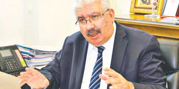 MHP Genel Başkan Yardımcısı Semih Yalçın'dan Akit'e flaş açıklamalar