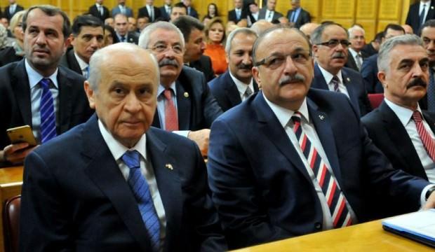 MHP İzmir Milletvekili Oktay Vural'dan istifa açıklaması