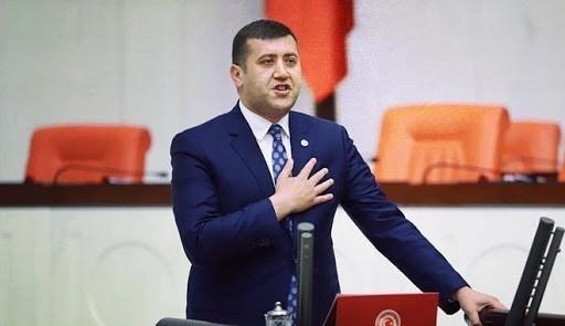 MHP Kayseri Milletvekili Ersoy,