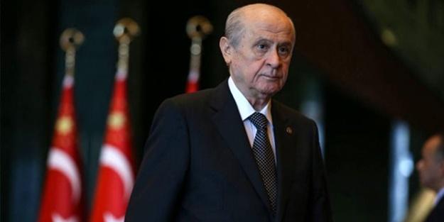 MHP lideri Devlet Bahçeli'den çok sert açıklama