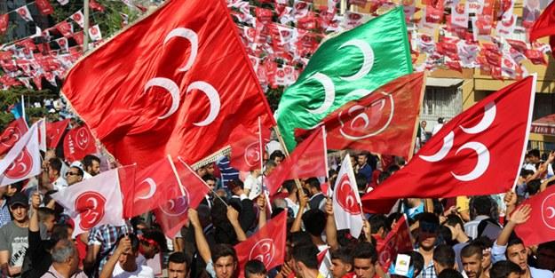 MHP milletvekili aday listesini açıkladı MHP'de sürpriz isimler aday listesine girdi