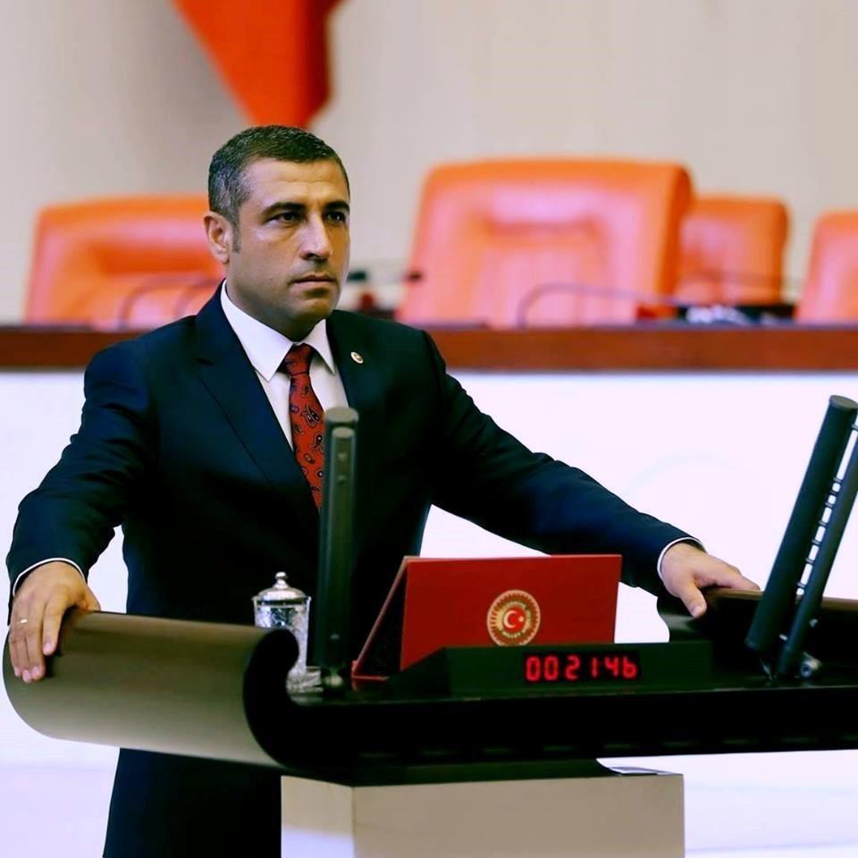 MHP Milletvekili Taşdoğan'dan Kadir Gecesi mesajı