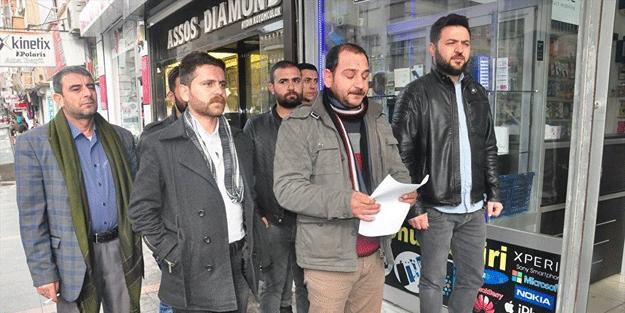 MHP üyesi bir grup, Afrin operasyonuna katılmak için dilekçe verdi