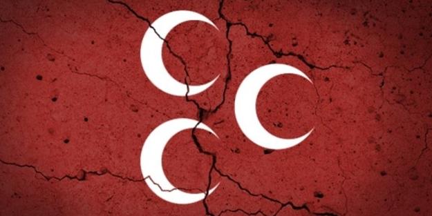 MHP'de Sinan Oğan depremi