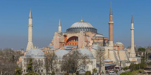 MHP'den Ayasofya Camii ile ilgili haddi aşan sözlere tepki: Bartholomeos'a tavsiyemiz...