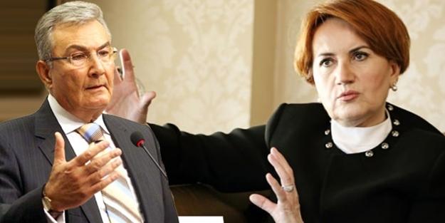 MHP'den ihraç edilen Meral Akşener'den Deniz Baykal'a tepki