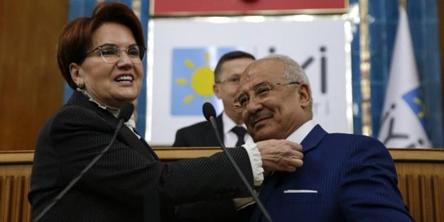MHP'den İP'e geçen Burhanettin Kocamaz aday olamadı!