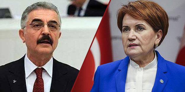 MHP'den Meral Akşener'e 'taban' cevabı: İP'in ucundaki hanımefendi…