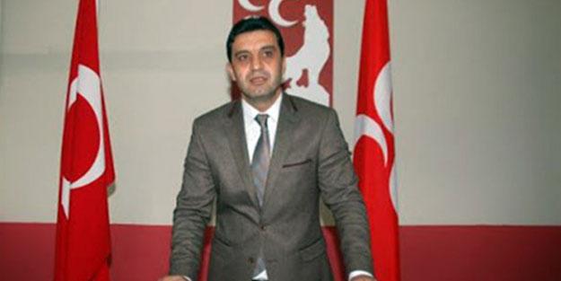 MHP'li başkan saldırıya uğradı