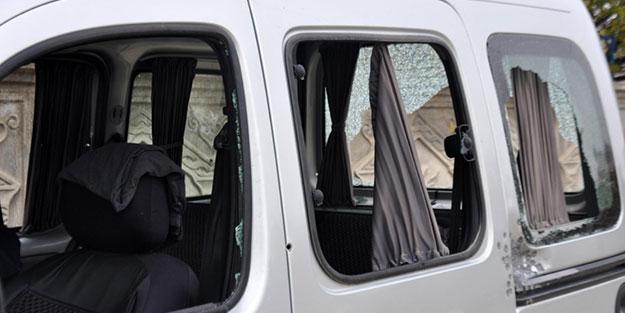 MHP'li başkanın aracını kurşunlayıp not bıraktılar! 'Bu son uyarımız yoksa kan akacak'